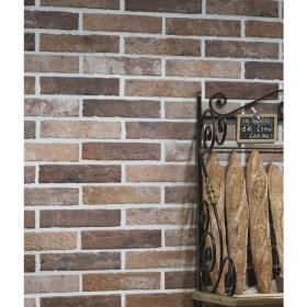 Плитка Rondine Tribeca Old Red brick J85886 7.25x25