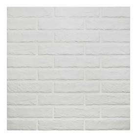 Плитка Rondine Tribeca White brick J85888 7.25x25