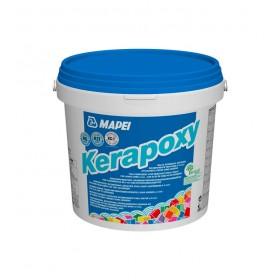 Фуга эпоксидная Kerapoxy N114 5кг, цвет антрацит