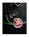 Тарелка салатная Junto Rose Quartz 22 см