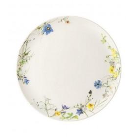 Тарелка салатная Brillance Fleurs des Alpes 21 см