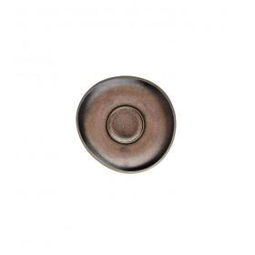 Блюдце для чашки эспрессо Junto Bronze 11,5 см