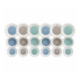Набор столовой посуды Louise Lovely, 18 предметов