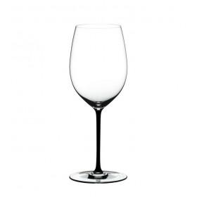 Бокал для вина Cabernet/Merlot Fatto a Mano черный 625 мл