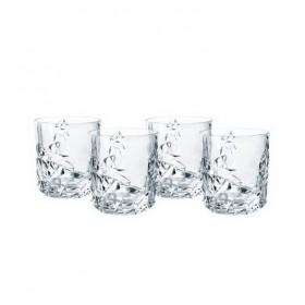 Набор бокалов для виски Sculpture 365 мл, 4 шт.