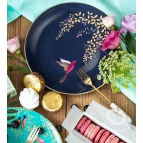 Тарелка десертная Chelsea 20 см, синяя