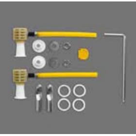 Комплект крепежей для подвесного унитаза/бидеF85