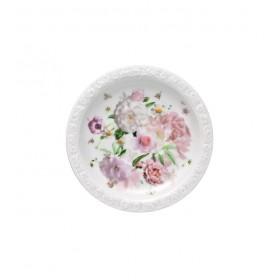 Блюдце для чайной чашки Maria Pink Rose 15 см