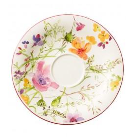Блюдце к чашке для завтрака Mariefleur Basic 19 см