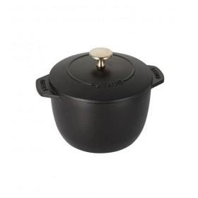 Кокот La Cocotte для риса 16 см/1,5 л, черный матовый
