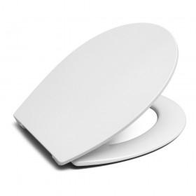 Крышка-сиденье для унитаза с плавным опусканием Morning MORSC3901WH