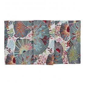 Салфетка под тарелку Sea Flowers, 35x50см