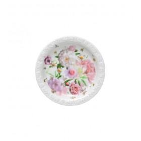 Блюдце для чашки кофейной Maria Pink Rose