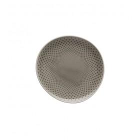 Тарелка для хлеба Junto Pearl Grey 16 см