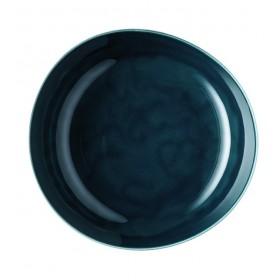 Тарелка глубокая Junto Ocean Blue 25 см