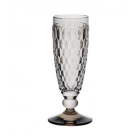Бокал для шампанского Boston 150 мл, цвет серый
