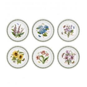 Набор тарелок столовых Botanic Garden 26,5 см, 6 шт