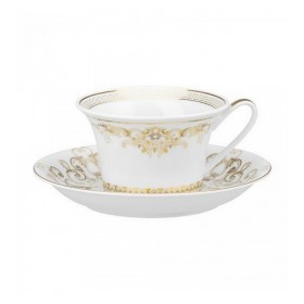 Чашка чайная Versace Medusa Gala