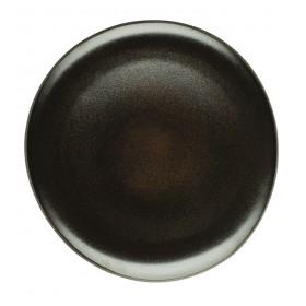 Тарелка столовая Junto Slate Grey 27 см