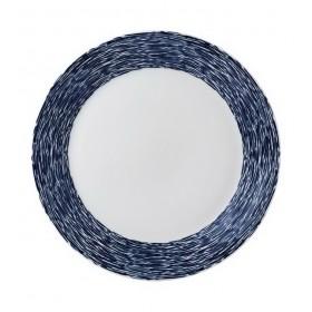 Тарелка столовая Pacific Texture 28 см