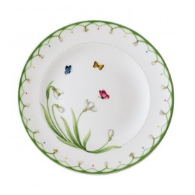 Тарелка салатная Colourful Spring 22 см