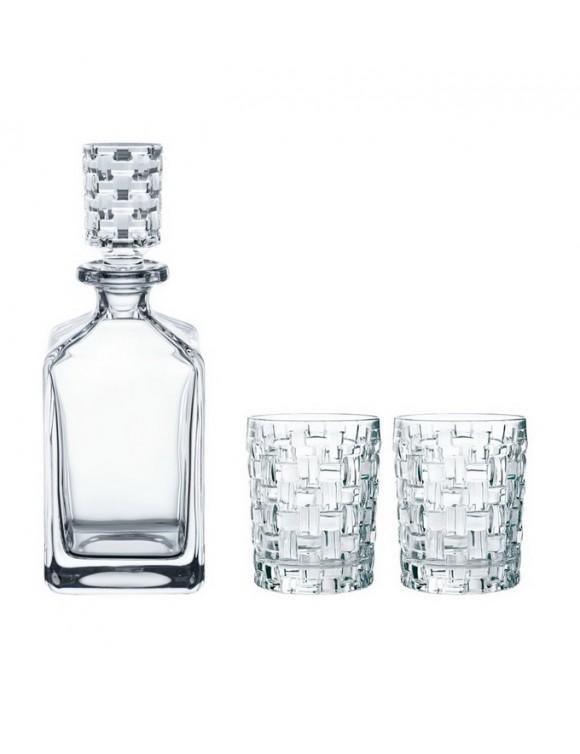 Набор для виски Bossa Nova (Графин и 2 бокала)