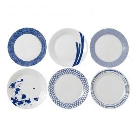 """Набор тарелок столовых """"Pacific"""" 28 см, 6 шт."""