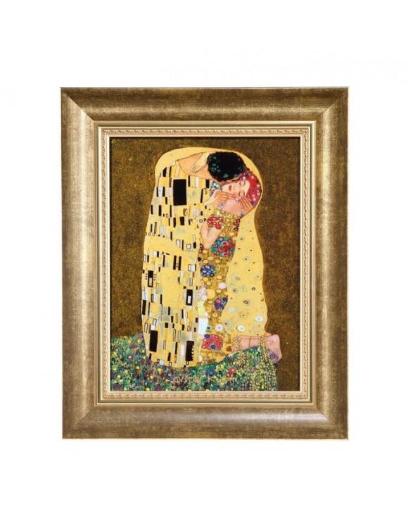 """Картина """"Поцелуй"""" (лимит. 5000 изд.) 34x28 см"""