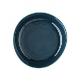 Тарелка глубокая Junto Ocean Blue 22 см