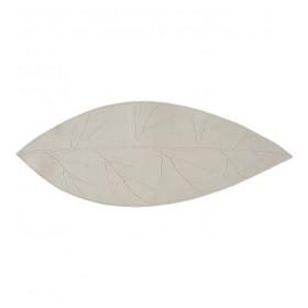 Салфетка-лист Fashion 19x50 см, цвет песочный