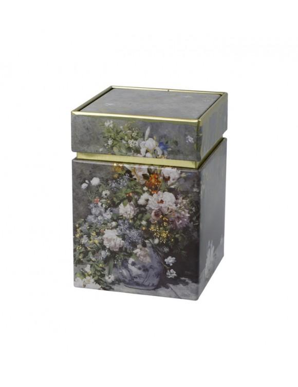 """Емкость для чая """"Весенние цветы"""" 11 см"""