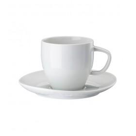 Блюдце универсальное Junto White 15 см