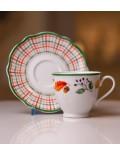Набор чайный Cappettata Biancospino, 12 предметов