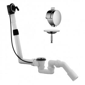 Слив-перелив для ванны c наполнением Rotexa 2120005N-00