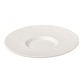 Блюдце для кофейной чашки Manufacture Rock blanc 15,5 см