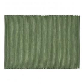 Салфетка под тарелку Breeze 35x50 см, цвет зеленый