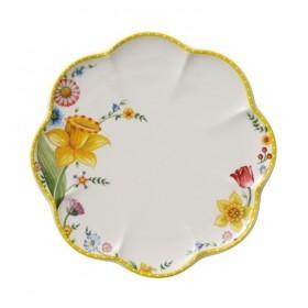 "Тарелка салатная ""Цветок"" Spring Awakening 22 см"