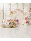 Набор столовой посуды Mariefleur Basic на 2 персоны, 8 предметов