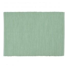 Салфетка под тарелку Breeze 35x50 см, цвет светло-зелёный