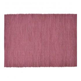 Салфетка под тарелку Breeze 35x50 см, цвет пыльная роза