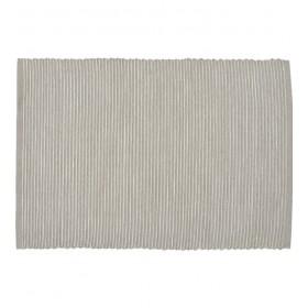 Салфетка под тарелку Breeze 35x50 см, цвет гранит