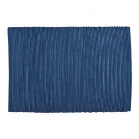 Салфетка под тарелку Breeze 35x50 см, цвет синий