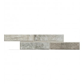 Плитка Rondine London Fog brick J85881 7.25x25
