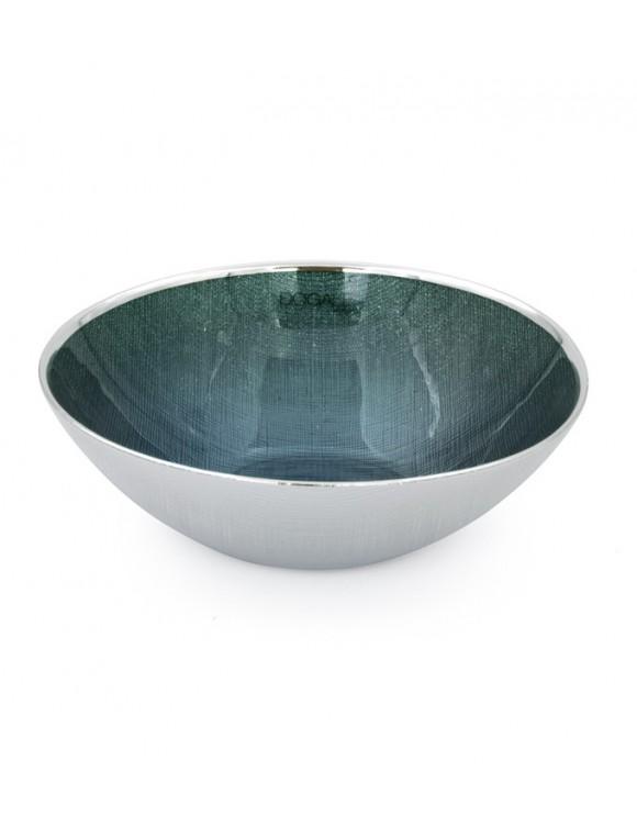 Чаша Essenza Shine 24,5 см, цвет зеленый