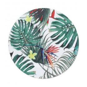 Тарелка сервировочная Hibiscus 33см