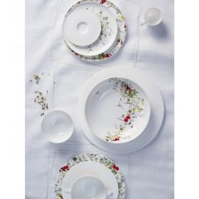 Тарелка салатная Brillance Fleurs Sauvages 21 см