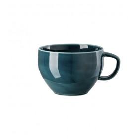 Чашка для завтрака Junto Ocean Blue 400 мл