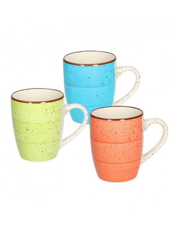 Кружка Louise Art Pepper 400 мл, цвет зеленый