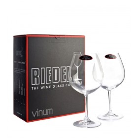 Набор бокалов для вина Pinot Noir (Burgundy Red) 2 шт