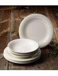 Набор столовой посуды Color Loop Natural на 4 персоны, 8 предметов
